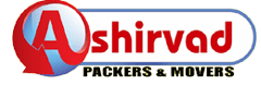 ashirvad packers movers logo