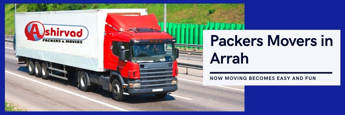 Packers Movers in Arrah